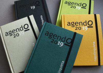 NAPOLINQUIETA Agendo 2019