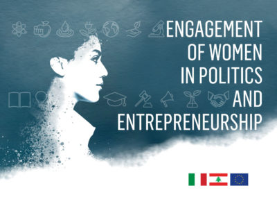ENGAGEMENT OF WOMEN IN POLITICS AND ENTREPRENEURSHIP