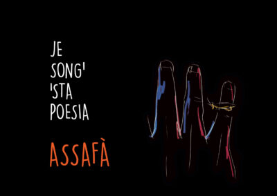 JE SONG' 'STA POESIA