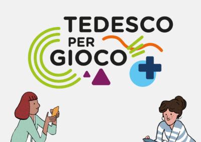 TEDESCO PER GIOCO