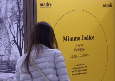 MIMMO JODICE. L'ATTESA 1960-2016